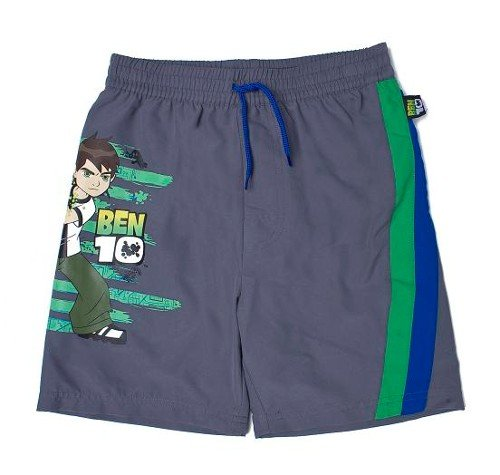 Boys Ben 10 Swimming Trunks / Swim Shorts 7-8 years