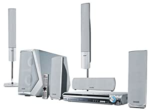 Panasonic SC-HT930 5-Disc DVD Home Theater System (Discontinued by Manufacturer)