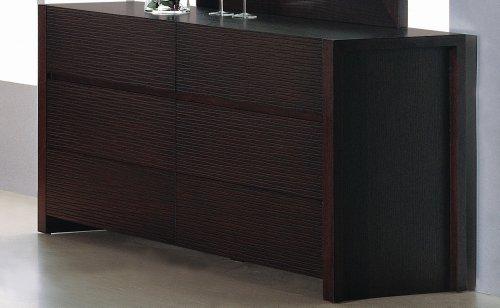 Etch 6 Drawer Dresser front-322228