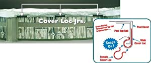 Cover Loc Jr. Above-ground Pool Winter Cover Clips - 36 Pack