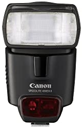 Canon 2805B002 Speedlite 430EX II Flash for Canon Digital SLR Cameras