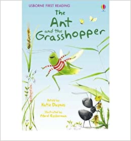 The Ant and the Grasshopper (Usborne First Reading