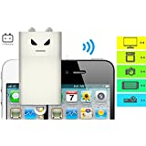 Universal Ir Learning Hi Remote Control Tv STB DVD for Iphone 6 6+ 5s 5c 5 4s 4 White