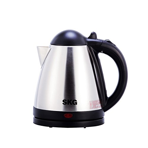 Great Value Small Kitchen Appliances S1504A-150 Skg 360 Degree Cordless Electric Kettle