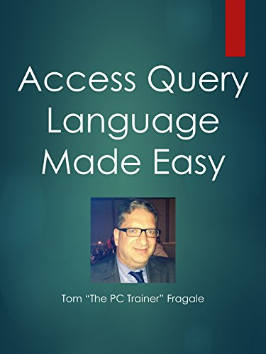 Access Query Language Made Easy
