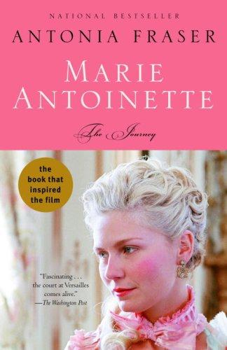 Marie Antoinette: The Journey, Antonia Fraser