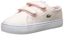 Lacoste Marcel Chunky 116 1 Sneaker (Toddler/Little Kid), Lt Pnk/Lt Blu, 7 M US Toddler
