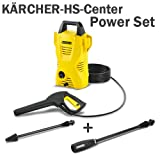 Karcher pressure washer 1.673-150.0 K 2 + extra nozzle CP120 Vario Power Jet 2.643-241.0