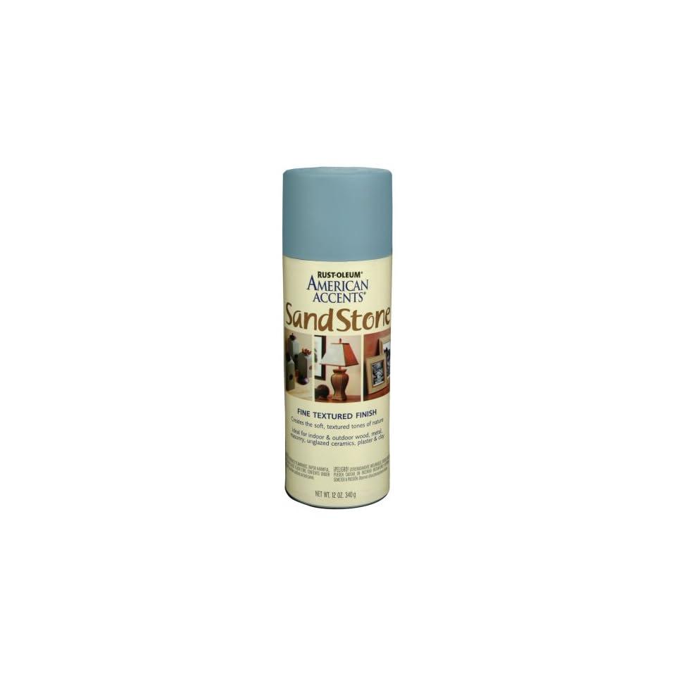 Rust Oleum 7904830 Sandstone Spray, Mountain Lake, 12 Ounce