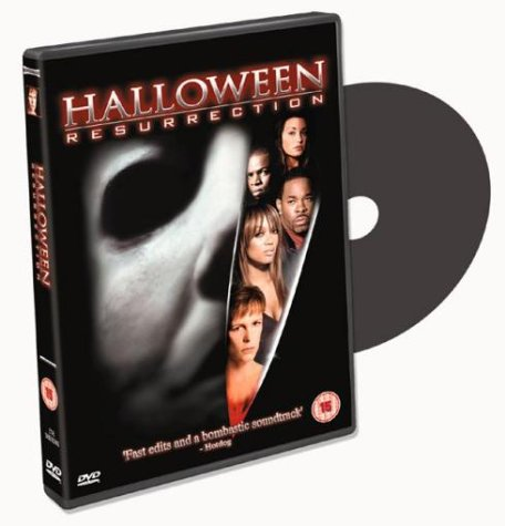 Halloween - Resurrection [DVD] [2002]