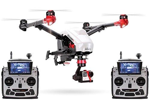 XciteRC-15003560-Quadrocopter-Voyager-3-RTF-FPV-Drohne-fr-Go-Pro-Kamera