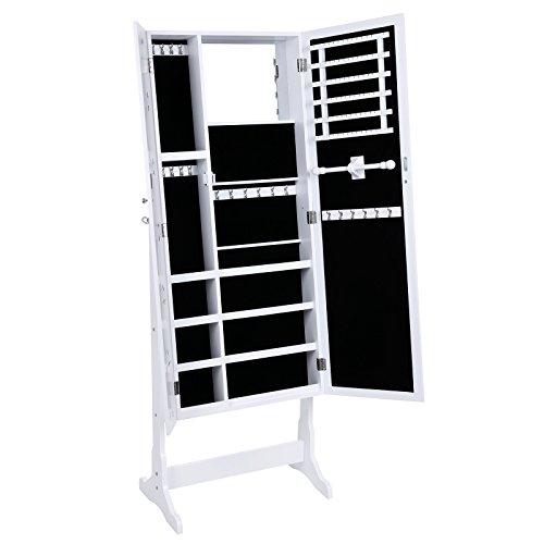 songmics-armoire-a-bijoux-avec-miroir-cadre-photo-sur-pied-blanc-jbc27w