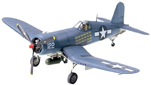 Tamiya Models Vought F4U-1A Corsair Model Kit (Tamiya Model Kits compare prices)