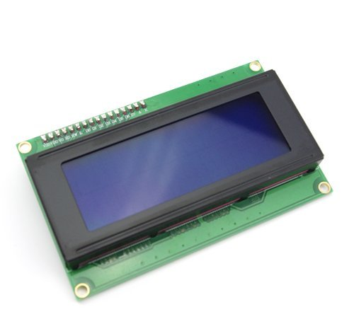 Yiding Iic/I2C 2004 Lcd Module Blue Screen For Arduino Serial Display Compatible Twi