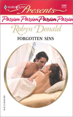 Forgotten Sins  (Passion), Robyn Donald