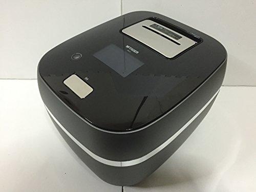 TIGER THE炊きたて 土鍋圧力炊飯ジャー 5.5合炊き プレミアムブラック JPX-A100-K