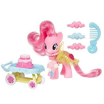 My Little Pony - A0013 - Le Mariage des Poneys - Pinkie Pie (Import Royaume-Uni)