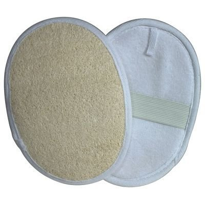 Kingsley Loofah Body Pad One Side Loofah/One