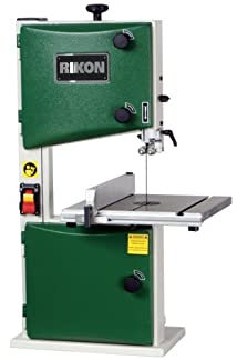 Rikon 10-305 Bandsaw With Fence 10-Inch