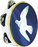 Rhythm Band Dove Tambourine 6 Inch 6 Jingle
