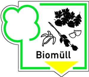 Biomüll recycling