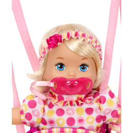 Baby Doll Bottles and Pacifier