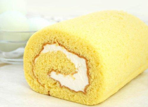 洋菓子アビアント アローカナ卵のロールケーキ フレッシュ生クリーム