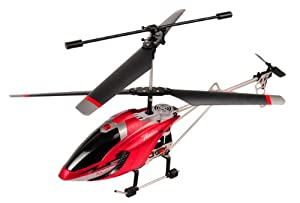 Modelco - 43PLT06 - Vehicule Miniature - Radio Commande - Hélicoptère Platinium - 3 Voies