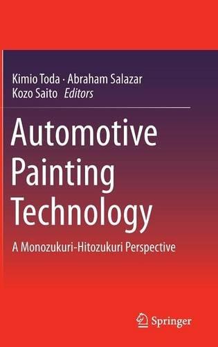 Automotive Painting Technology: A Monozukuri-Hitozukuri Perspective