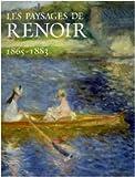 echange, troc Collectif - Paysages de Renoir 1865-1883 (les)