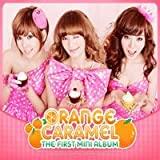Orange Caramel 1st Mini Album (After School Global Unit)(韓国盤)