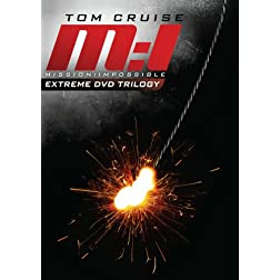 Mission Impossible Gift Set Collection (Mission: Impossible / Mission: Impossible II / Mission: Impossible III)