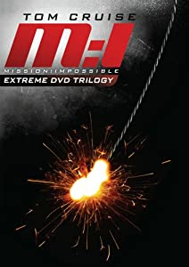 Mission: Impossible - Extreme Trilogy (Mission: Impossible / Mission: Impossible 2 / Mission: Impossible 3)