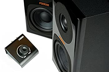 FOSTEX パーソナル・アクティブスピーカー・システム PA-3(JB)