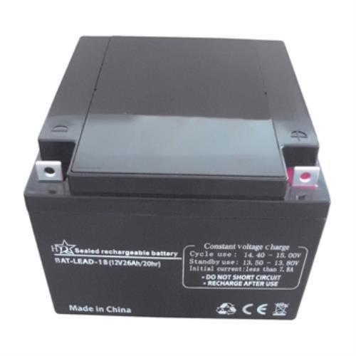 Batterie plomb-acide 12 V 26 Ah
