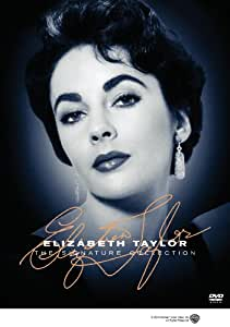 Elizabeth Taylor: Signature Collection (National Velvet / Father of the Bride / Cat on a Hot Tin Roof / Butterfield 8) (Bilingual)