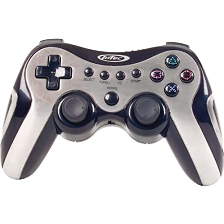 PS3 Turbo Shock III Wireless Controller
