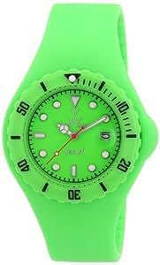 ToyWatch Unisex-Armbanduhr Analog Silikon JY05GR