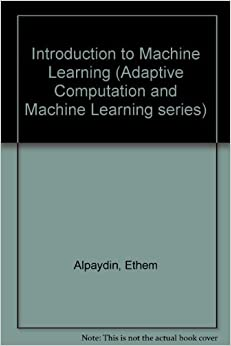 learning adaptive computation and machine learning series