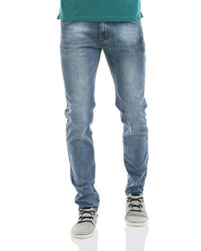 Hot Buttered Pantalón Azul Claro