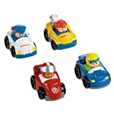 Fisher Price Little People Wheelies All About Racing
