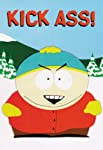 "South Park - TV Show Poster (Cartman - Kick Ass!) (Size: 27"" x 40"")"
