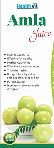 Healthvit Amla Juice - 500 ml