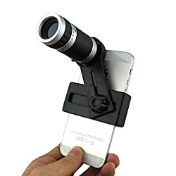 Universal 8x Optical Zoom Telescope Camera Lens for Mobile Phone Iphone 4s 4g 5g 5s 5c Samsung I9300 S5 S4 S3...