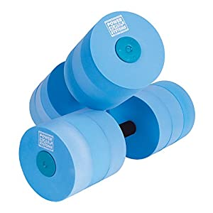Power Systems Heavy Resistance Water Dumbbell (Pair)
