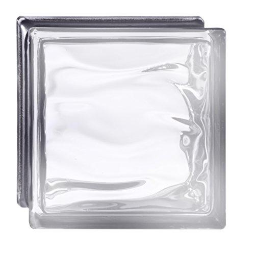 6-piezas-bm-bloques-de-vidrio-agua-reflejo-negro-satinado-por-dos-lado-vidrio-mate-19x19x8-cm