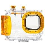 デジタルカメラ用防水ケース Seashell SS-2 琥珀 内部ズームレンズ式用