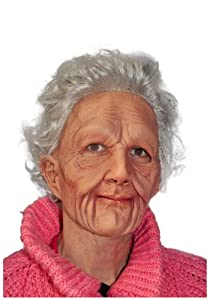 Old Woman Mask by Zagone Studios