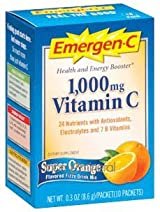 Emergen-C Super Orange (10 packets) by Alacer Corp.