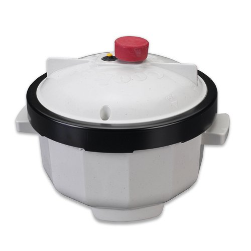 Nordic Ware Microwave Tender Cooker 2.5 Quart front-522626